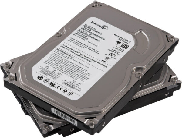 120GB - 160GB HDD - Desktop